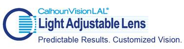 Calhoun light-adjustable IOL