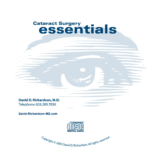 Cataract Surgery Essentials Audio Series – Introduction
