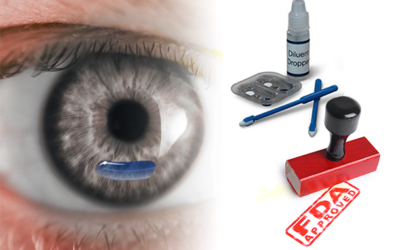 FDA Closes the Incision by Approving the First Cataract Surgery Sealant