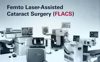 Femtosecond Laser Assisted Cataract Surgery (FLACS)
